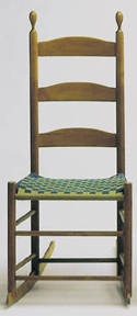 Shaker Childs Rocker, Shaker Armless Rocker ...