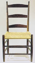 Shaker Slat-Back Chair